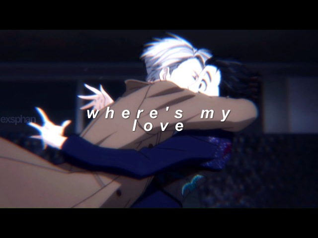 Yuuri viktor where's my love