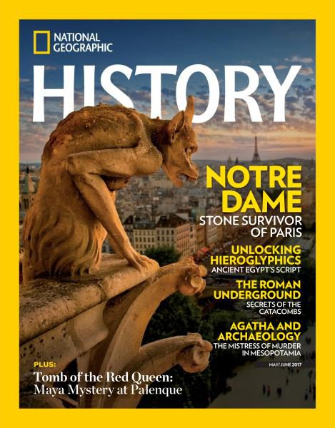 National Geographic History MayJune 2017