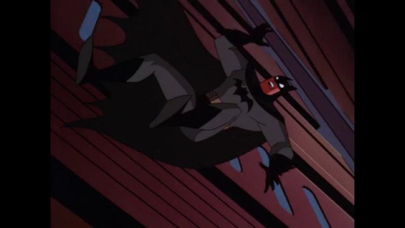Животный акт 16 серия Новые приключения Бэтмена