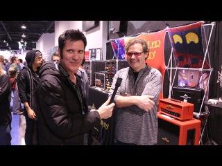 Namm 2017 Pt. 2: Interviews, Gear - Warren Huart: Produce Like A Pro