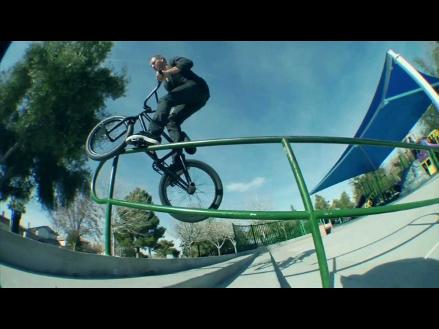 Verde BMX - Kevin Kiraly Video Part insidebmx