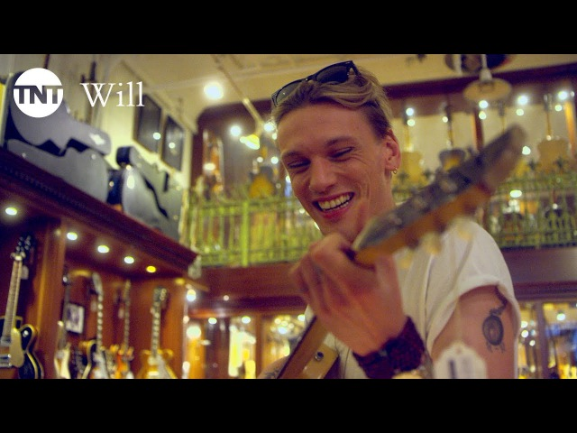 Will Jamie Campbell Bower Likes to Feel Ruined TNT