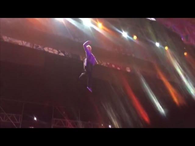 Мега шоу в Крокус Сити Холл продолжается 🌟 летающая icanfly ilovewhatido
