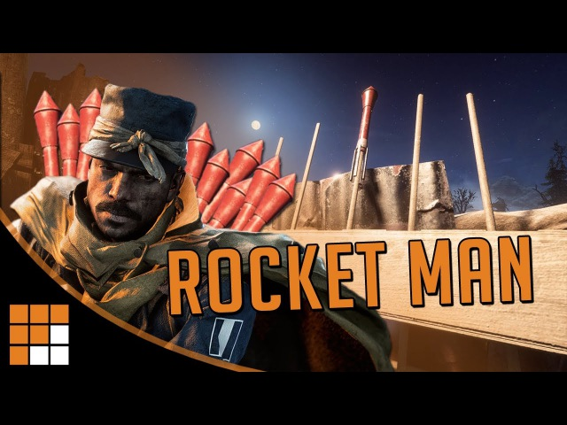 Rocket Man Rocket Flares on Nivelle Nights What Do They Do