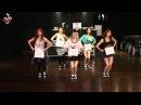 Ladies' Code 'Pretty Pretty' mirrored Dance Practice