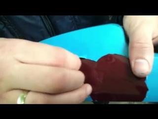 Крепко ли держится жидкая резина Rubber Paint? Крепко!   AUTOGEEK