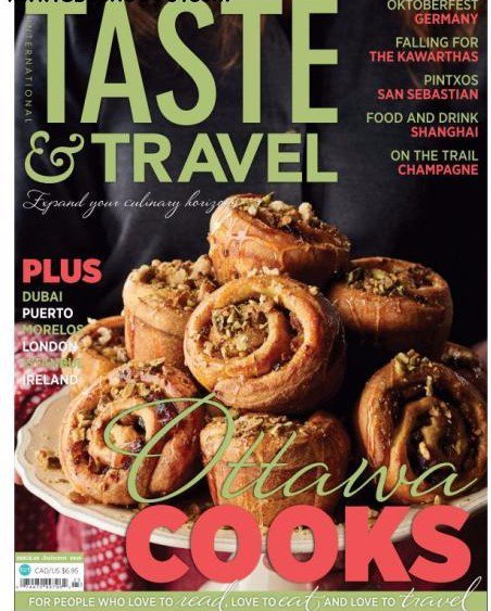 Taste and Travel International - Autumn 2016