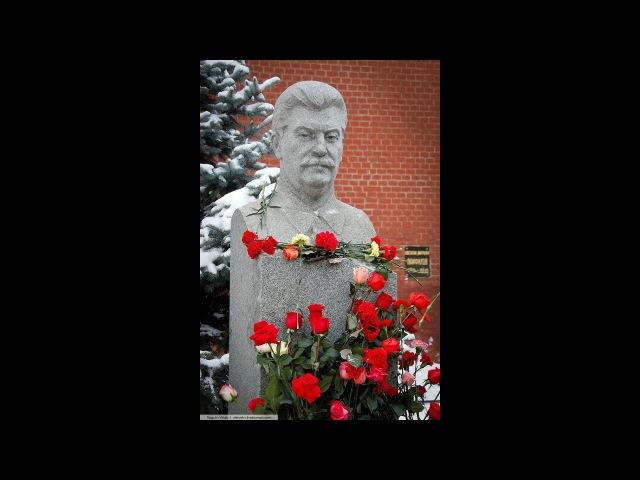 Шарль де Голль у могилы сталина Citadel TV