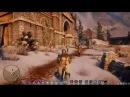 Dragon Age Inquisition - Прохождение №3 - Дракон кидалово и поиск серых стражей