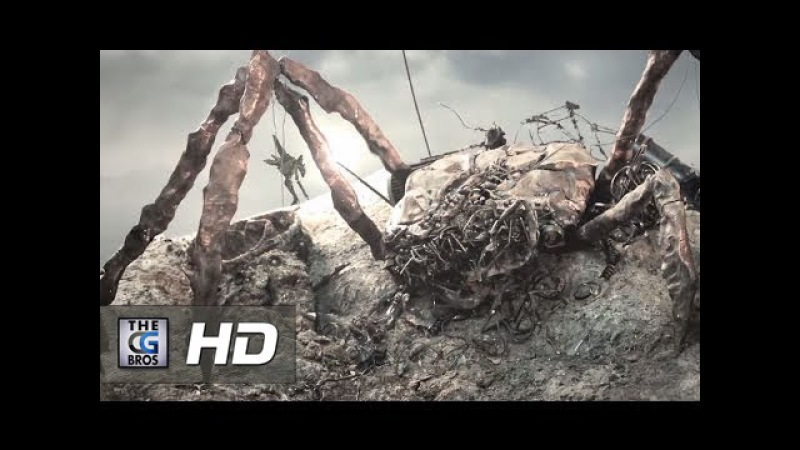CGI VFX Stop-Motion Short Film : OMEGA - by Eva Franz and Andy Goralczyk | TheCGBros