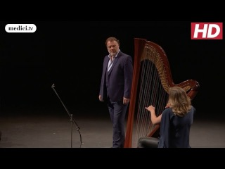 Bryn Terfel and Hannah Stone - My Little Welsh Home - Williams: Verbier Festival 2016