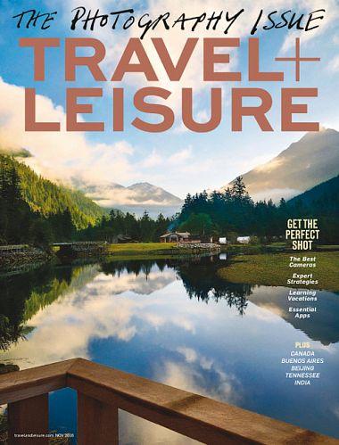 TravelLeisureUSANovember2016