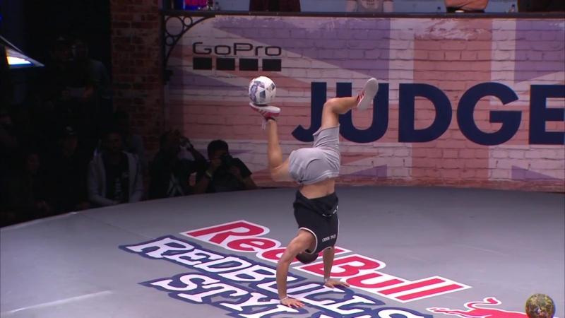 Red Bull Street Style 2016 Final | Charly vs Ko-Suke