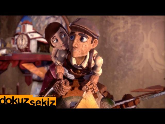 Cihan Mürtezaoğlu - Sen Banasın (Animasyon Video)