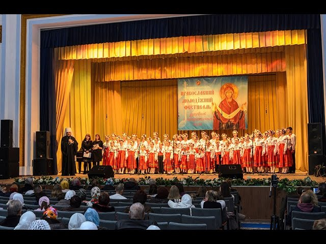 «Шукав свій дім» Дитячо-молодіжний хор Преображенського собору (Вінниця)