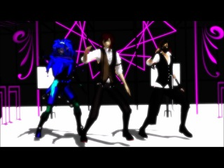 MMD Jason, Nathan and Candy Pop  [Daddy ]