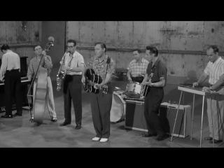"""1956 bill haley and his comets perform """"hot dog, buddy buddy."""" from the alan freed film """"don't knock the rock."""" crazy, man, craz"""