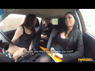 Fake Driving School Crystal Coxxx Jasmine Jae  FakeDrivingSchool All Sex Hardcore Blowjob Gonzo New Porn 2017