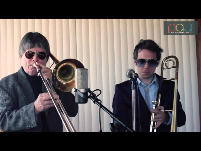 Bill Watrous and Paul the Trombonist Two Trombone Duo