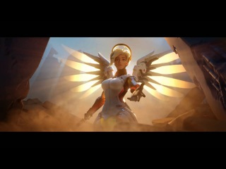 """Japanese Overwatch Theatrical Teaser 