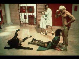 Шоу ужасов рокки хоррора. the rocky horror picture show, 1975