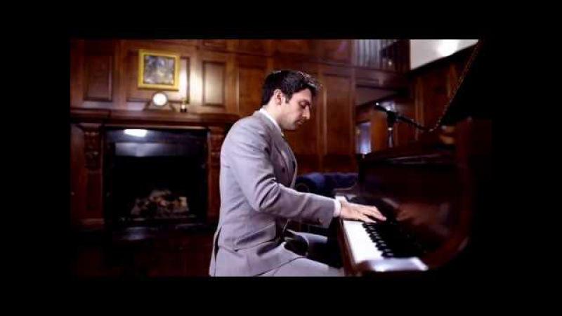 Hey Jude Beatles Solo Stride Piano by Scott Bradlee