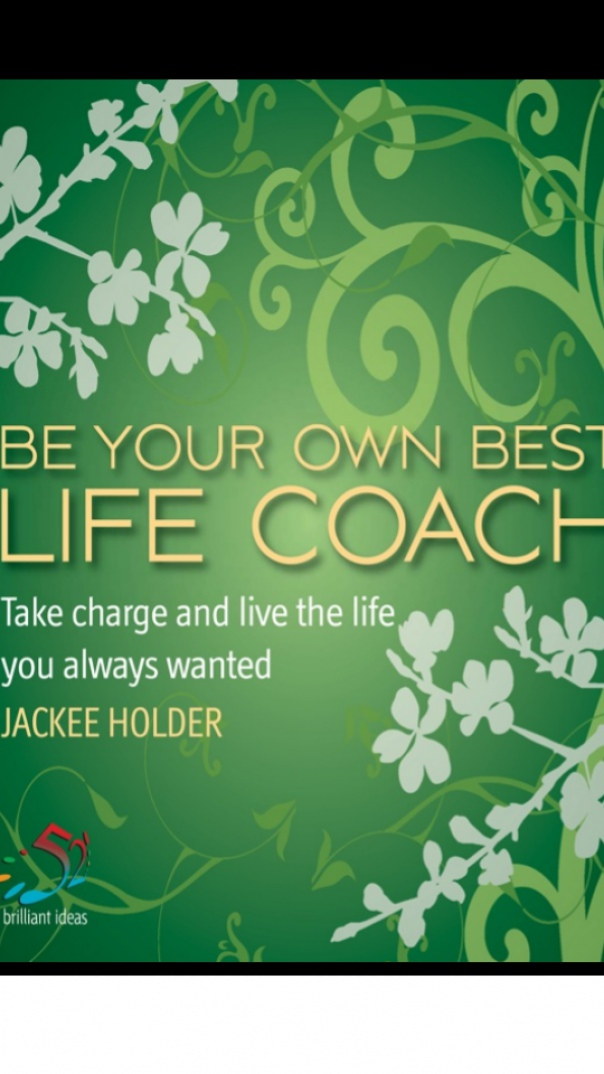 be your own best life coach