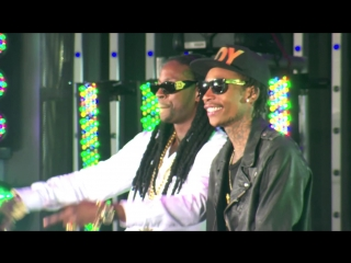 2 Chainz & Wiz Khalifa - We Own It (Fast & Furious 6) [LIVE VIDEO]