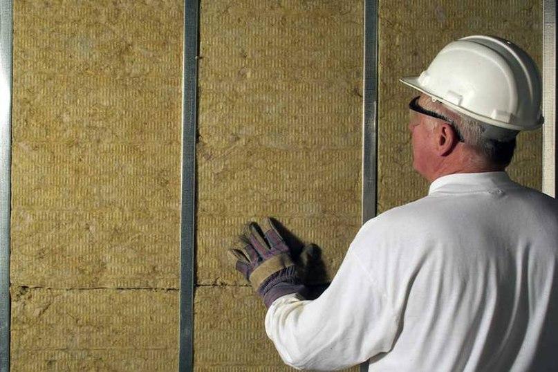 Шумоизоляция стен в квартире с помощью минваты