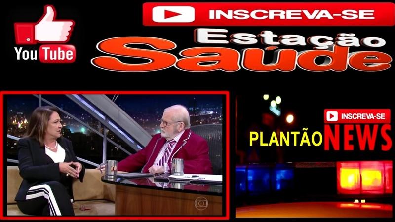 Ministra Kátia Abreu é entrevistada por jô soares