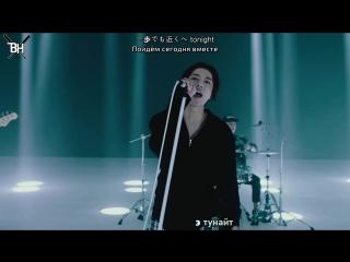 KARAOKE Kim Hyun Joong - Take My Hand (рус. саб)