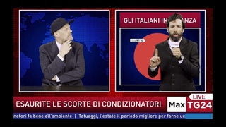 Max Pezzali - Un'estate ci salver feat. Ex-Otago (Official Video)