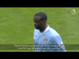 OnThis Day 8 years ago, Yaya Toure signed for ManCity - - The midfield powerhouse had quite the time in Manchester
