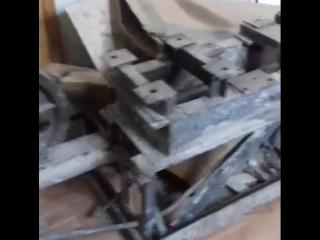 ChP Жители Кировского района жалуются на аварийное состояние отделения местной больницы
