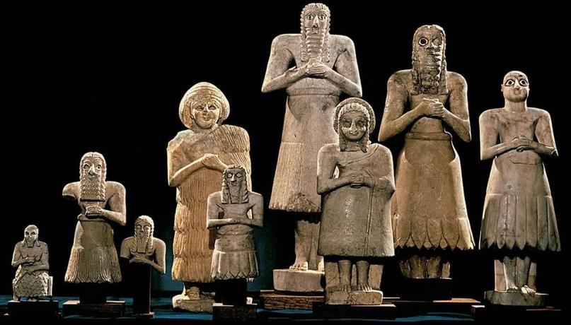 Субареи — начало истории Месопотамии, изображение №1