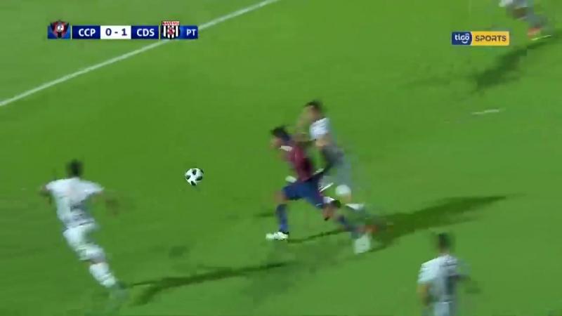 Cerro Porteño vs Deportivo Santaní 1-1 RESUMEN GOLES Torneo Clausura 2018 - Fech