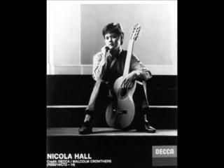 Sarasate-Zigeunerweisen (Guitar Nicola Hall)
