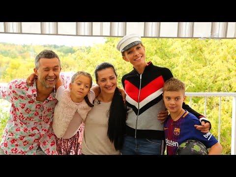 Сніжана та Сергій Бабкіни розповіли про таємне вінчання та показали свій новий будинок