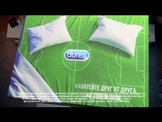 Durex football