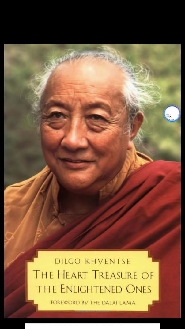 the heart treasure of enlightened ones