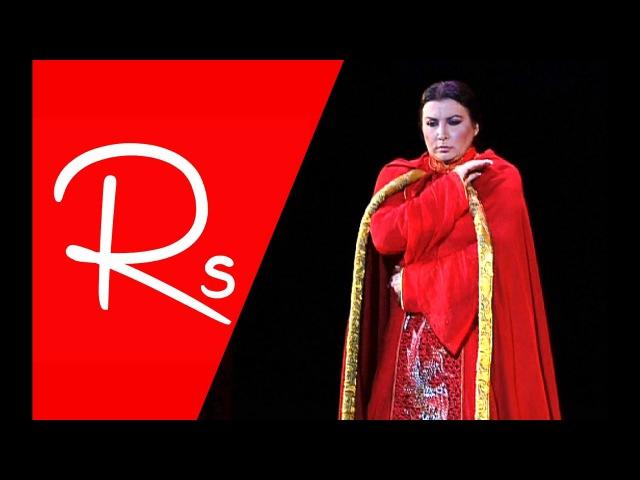 Турандот с русскими субтитрами Turandot 12