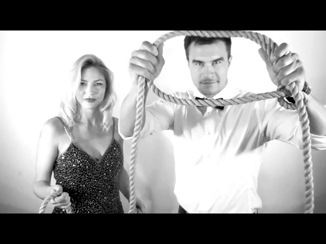 Tabrett Bethell Rob Mayes of ABC Networks' Mistresses get tied up!