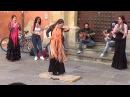 Flamenco dance 5 in Granada 2015