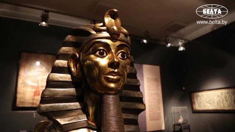 А сокровища Древнего Египта ненастоящие!