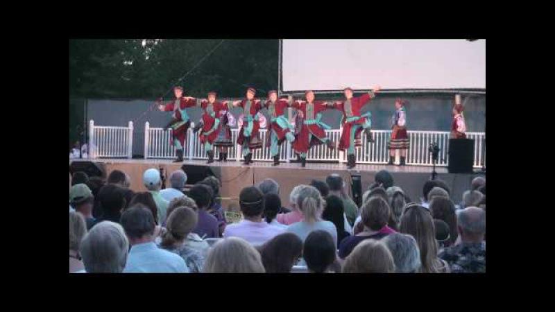 Волинський Танець Kupalo Dancers of Edmonton Canada