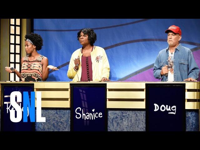 Black Jeopardy with Tom Hanks SNL