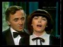 Mireille Mathieu Charles Aznavour Une vie d amour