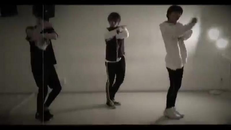 YU-TA HIROTO TAIYU bts nottoday dance cover IVVY