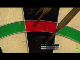 Daryl Gurney vs Peter Wrigh (Coral UK Open 2017 / Semi Final)