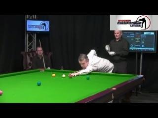Mark Williams v Mark Davis Championship League 2017 Group 3